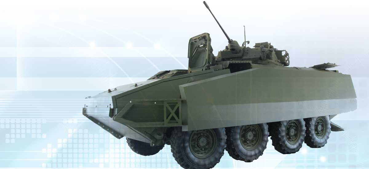 RPG Protection and Mitigation Module ‹ Armatec Survivability